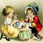nanafinds.com tea party invitation