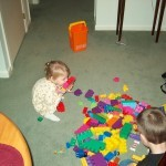 Math Activities in the Home: Preschool to Kindergarten