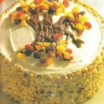 Fall Harvest Spice Cake