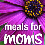 Help for Seniors: Meals for Moms Campaign