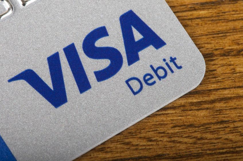 rent a car using a debit card
